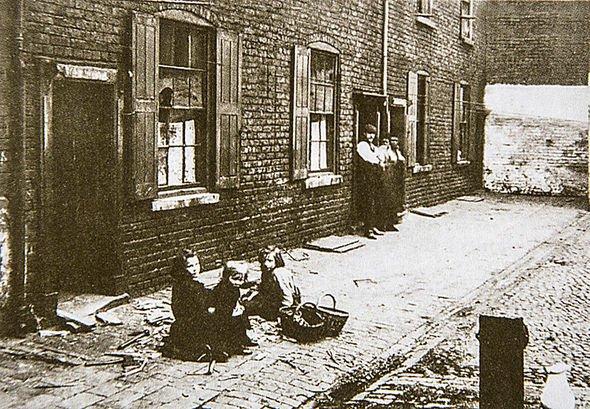 Armoede in Birmingham in de jaren 20